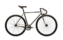 Creme Vinyl Solo singlespeed/fixed gear silver